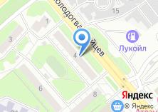 Компания «Анаsтэль» на карте
