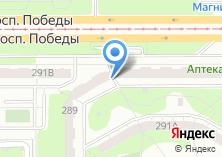 Компания «Красовских» на карте