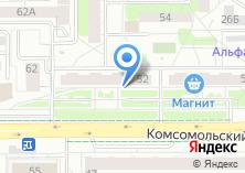 Компания «Сашка» на карте