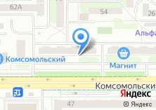 Компания «САН ТРЭВЕЛ» на карте