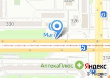 Компания «Наживка» на карте