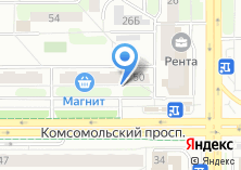 Компания «Ваш ломбард» на карте