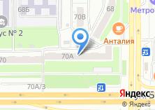 Компания «Фотостудия Игоря Ашмарина» на карте