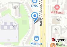 Компания «Фаворитка» на карте
