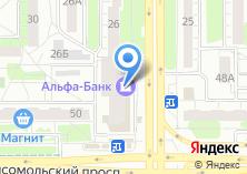 Компания «Радуга Туров» на карте