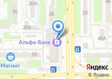 Компания «Уралхим» на карте