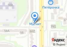 Компания «Столовая-кулинария №1» на карте