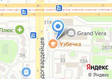 Компания «ШКОЛА ТАНЦЕВ STUDY-ON» на карте