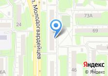Компания «Профессиональный бухгалтерский учёт» на карте