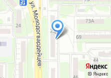Компания «Оптик Хаус» на карте