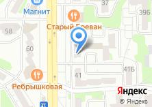 Компания «Технологии безопасности труда в строительстве» на карте