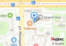 Компания «Новаком групп» на карте