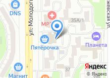 Компания «Фруктовый Лёд» на карте