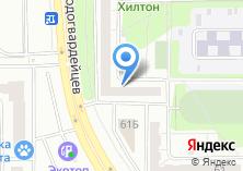 Компания «Бохо-шик» на карте