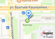 Компания «Информ Плюс» на карте