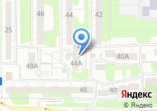 Компания «СРС» на карте