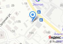 Компания «Каметерра» на карте