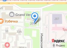 Компания «Ушу» на карте