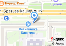 Компания «Ильинка» на карте