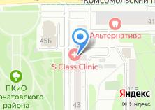 Компания «Медицинский центр «Вдохновение»» на карте