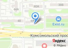 Компания «Пойдём» на карте