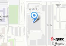 Компания «Уралэнерготранс транспортная фирма» на карте