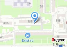 Компания «ЮРС» на карте