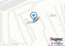Компания «Каширинский» на карте