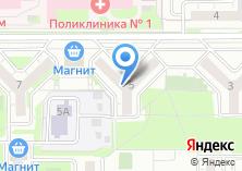 Компания «Мастер-74» на карте