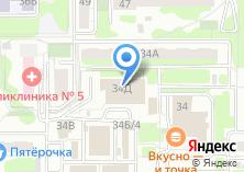 Компания «Урал-Футмастер» на карте