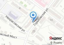 Компания «Магазин одежды на Горьковской» на карте