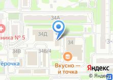 Компания «FreeДОМ» на карте