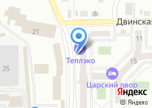 Компания «Либе тур» на карте
