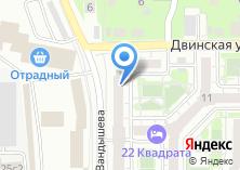 Компания «Обогреватель теплэко» на карте