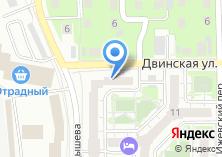 Компания «ТеплоЭко» на карте