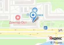 Компания «ЦЕННЕР-РУС» на карте