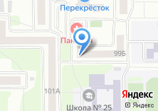 Компания «Ильменит» на карте