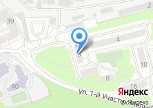 Компания «СервисТрансКлининг-Урал» на карте