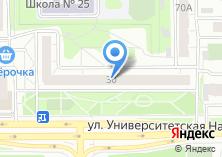 Компания «Служба вскрытия с1» на карте