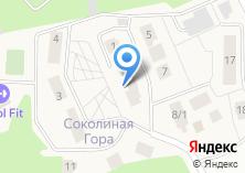Компания «Sokolfit» на карте