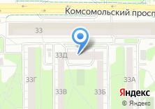 Компания «Сиделкапро» на карте