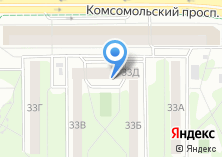 Компания «ПартнерПРИНТ» на карте