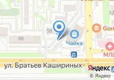 Компания «Букет`ON» на карте