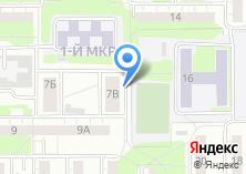 Компания «Центр психологии Марины Шагаповой» на карте