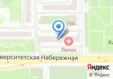 Компания «Эн Клиник» на карте