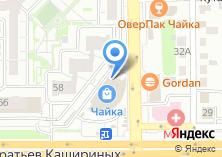 Компания «БоМари» на карте