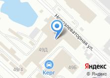 Компания «Akwalina» на карте