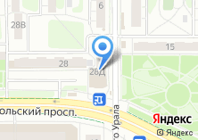 Компания «Экватор» на карте