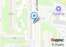 Компания «Ирлен» на карте