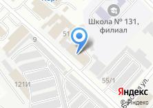 Компания «Гаражное оборудование» на карте